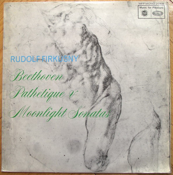 Rudolf Firku?n?, Beethoven - Moonlight /Pathetique