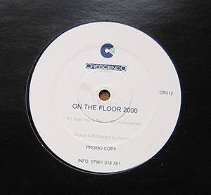Crescendo - On The Floor 2000
