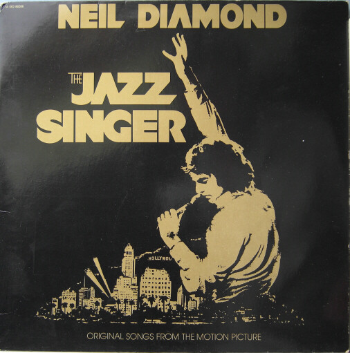 Neil Diamond - The Jazz Singer (Original Songs From Motion Pictur