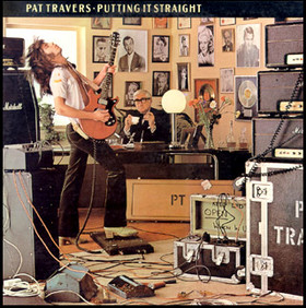 Pat Travers - Putting It Straight