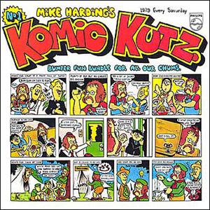 MIKE HARDING - Komic Kutz - Maxi x 2