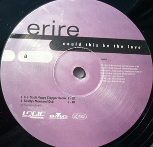 Erire - Could This Be The Love