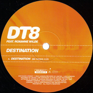 DT8 Feat. Roxanne Wilde - Destination (BK Mixes)