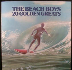 Beach Boys, The - 20 Golden Greats
