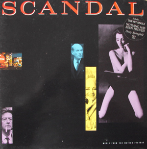 Various - Scandal (Music From The Motion Picture)