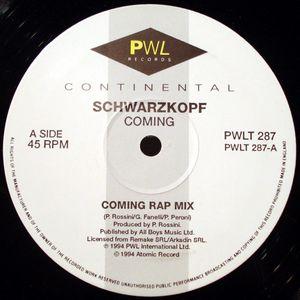 SCHWARZKOPF - COMING