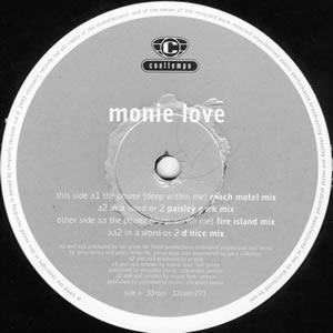 MONIE LOVE - THE POWER / IN A WORD OR 2