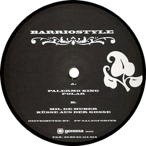 VARIOUS - BARRIOSTYLE