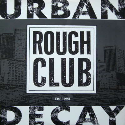 ROUGH CLUB - URBAN DECAY