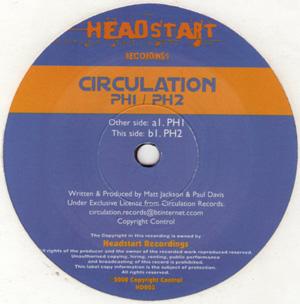 Circulation - PH1 / PH2