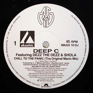 Deep C - Chill To The Panic