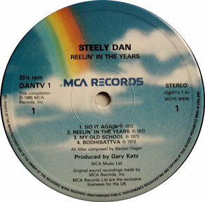 Steely Dan - The Very Best Of Steely Dan/Reelin? In The Years