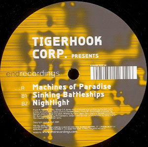 Tigerhook Corp. - Machines Of Paradise
