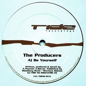 Producers, The - Be Yourself / UFO