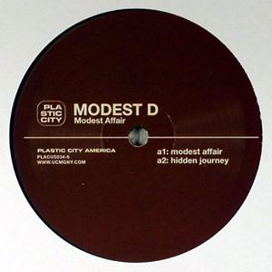 Modest D - Modest Affair
