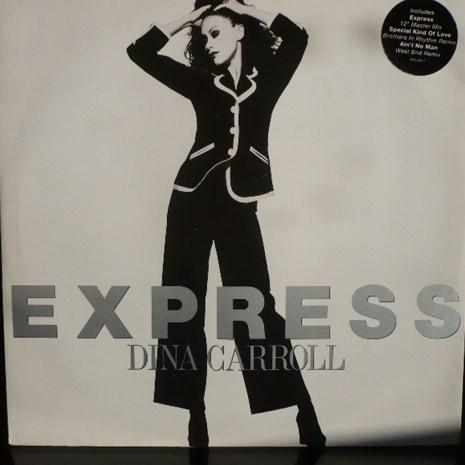 DINA CARROLL - Express - Maxi x 1