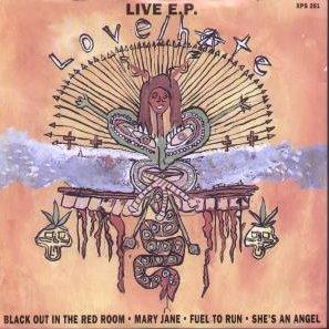 Love/Hate - Live E.P.
