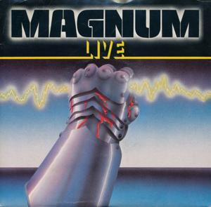 Magnum - Magnum Live