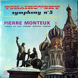 Tchaikovsky - Pierre Monteux