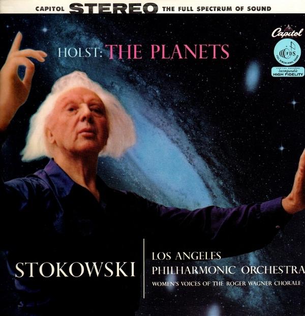 Gustav Holst - The Planets