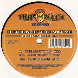 Return Of The Native - Lightness EP