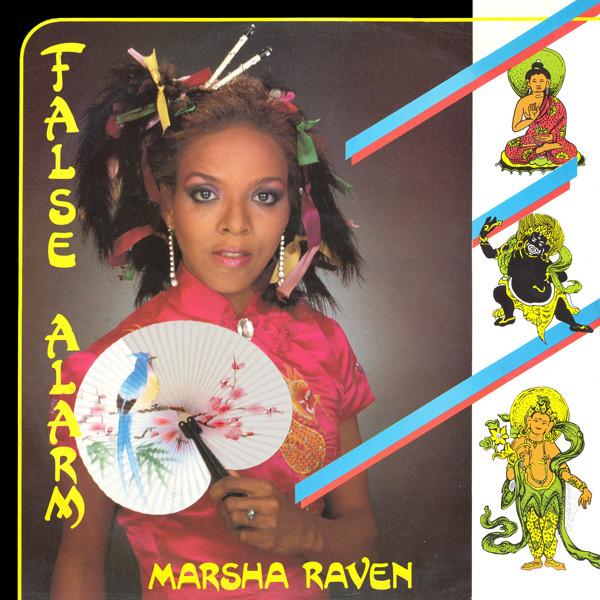Marsha Raven - False Alarm / False Alarm (Dutch Remix)