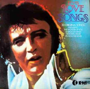 Elvis Presley - Elvis Love Songs (20 Original Songs)