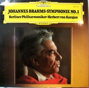 Herbert von Karajan - Brahms - Symphonie No. 1- Berliner Philharmoniker -