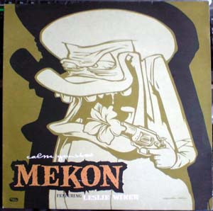 Mekon - Calm Gunshot