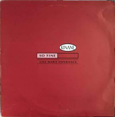 Kinane - So Fine