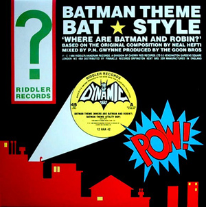 Dynamic Duo, The - Batman Theme