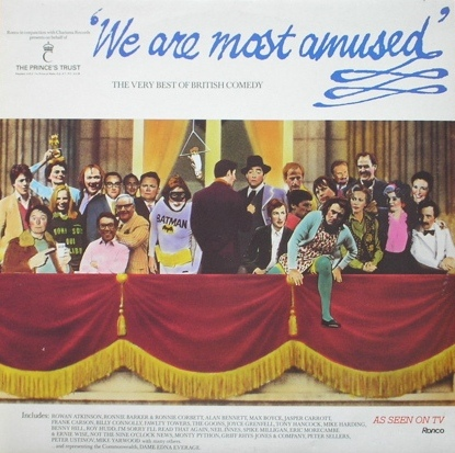 Various - We Are Most Amused-Best Of British Comedy