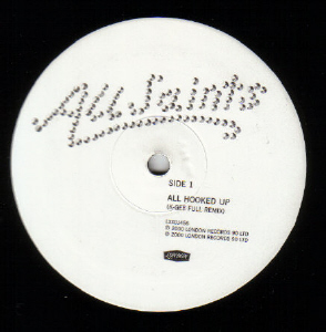 ALL SAINTS - All Hooked Up - 12 inch x 1