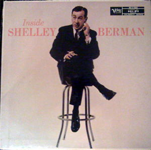 Shelley Berman - Inside Shelley Berman