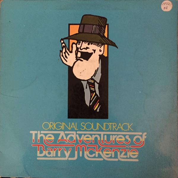 Barry Humphries / Pete Best - Adventures Of Barry Mckenzie