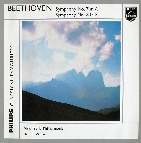 Beethoven - Symphony No.7 & No.8 New York Philharmonic
