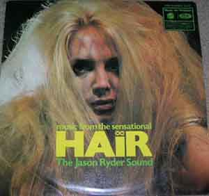 Jason Ryder Sound, The - Music From The Sensational Hair