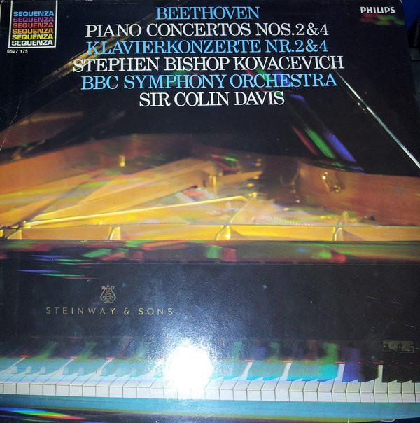 Beethoven - Piano Concertos Nos. 2 & 4