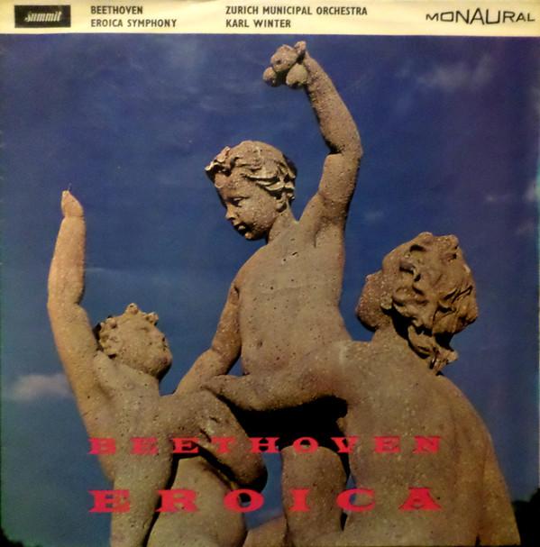Beethoven - Symphony No 3 In E Flat Mag Op 55