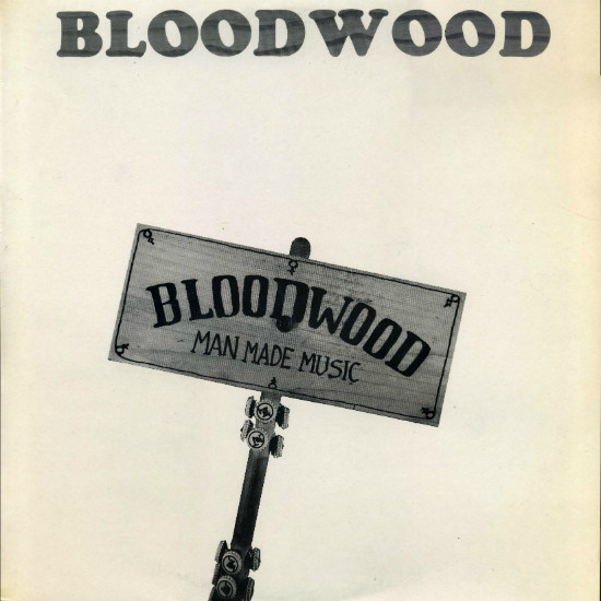 Bloodwood - Man Made Music