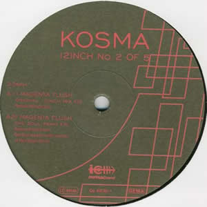KOSMA - 12INCH NO.2 OF 5