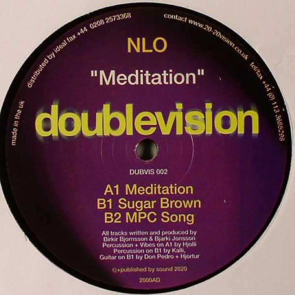 NORTHERN LIGHTS ORCHESTRA - MEDITATION EP