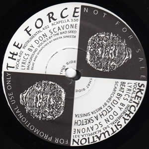 DON SCAVONE - FORCE