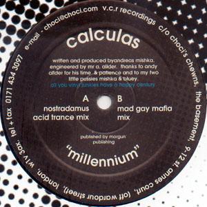 Calculas - Millennium