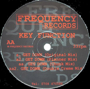 Key Function - Get Down