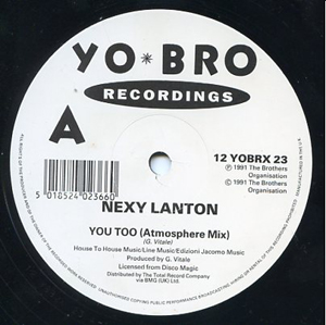 Nexy Lanton - You Too