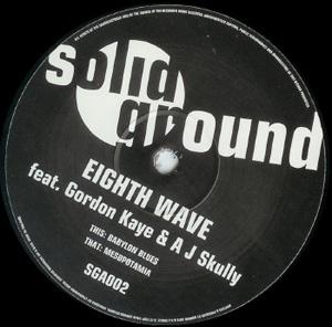 Eighth Wave Featuring Gordon Kaye - Babylon Blues