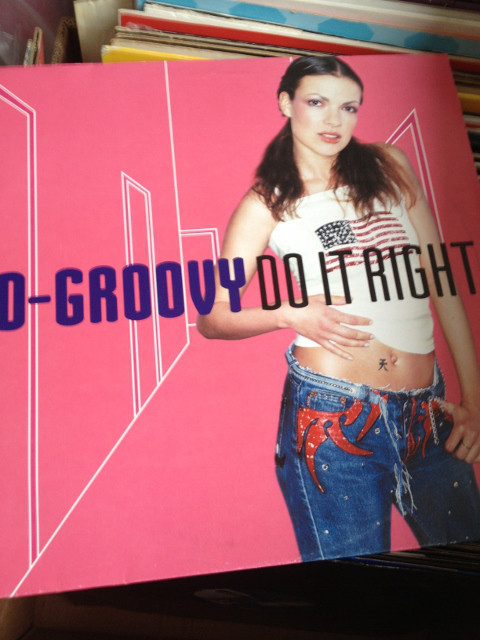 D-Groovy - Do It Right