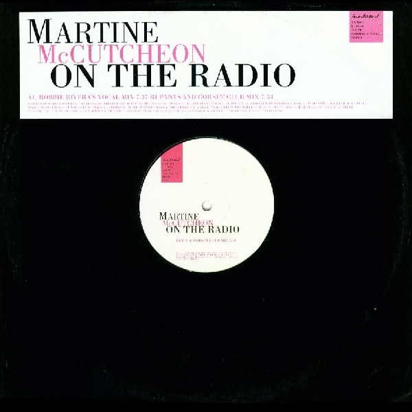 Martine McCutcheon - On The Radio