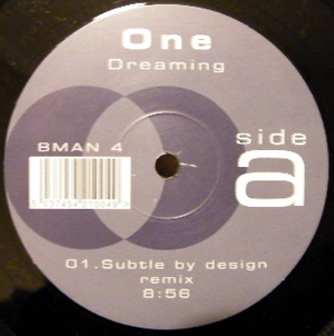 One - Dreaming